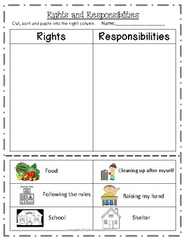 My Rights Book
