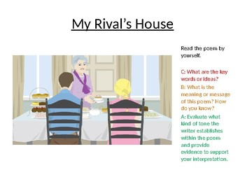 My Rival's House - Power and Conflict