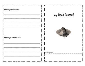 My Rock Journal