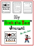 "My ""Rock the Test"" Journal"