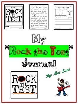 """My """"Rock the Test"""" Journal"""
