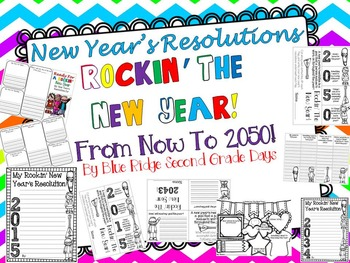 My Rockin' New Year's Resolutions From Now To 2050!