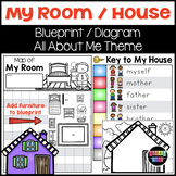 My Room / House Diagrams