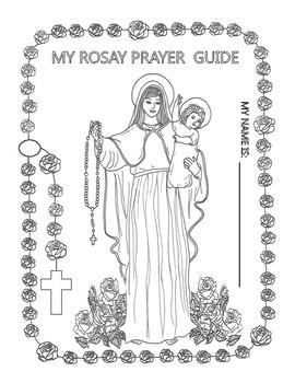 My Rosary Prayer Guide