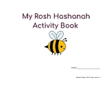 My Rosh Hashanah Activity Book!
