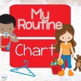 My Routine Chart