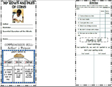 My Rows and Piles of Coins Reading Brochure/ Trifold