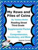 My Rows and Piles of Coins--Reading Street--Supplemental Packet