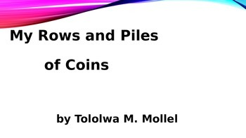 My Rows and Piles of Coins, Scott Foresman Reading