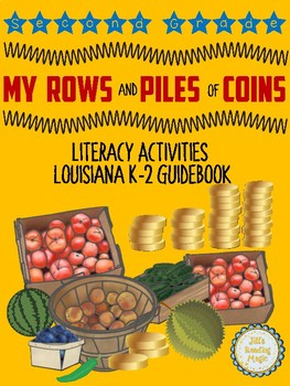 My Rows and Piles of Coins for Louisiana K-2 Guidebook