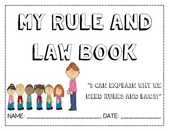 My Rule and Law Book