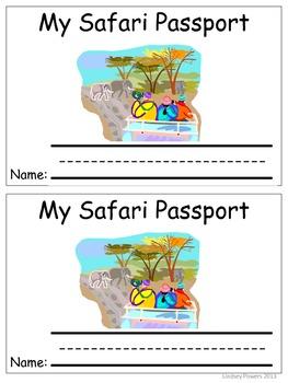 My Safari Passport