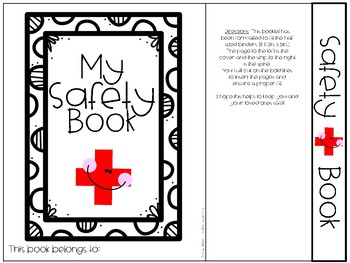 Back to School Safety Book