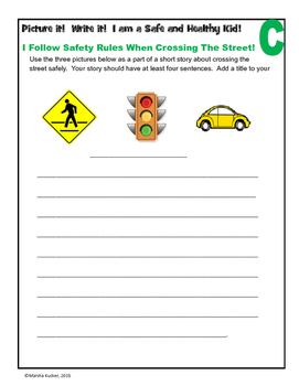 My Safety Story: Crossing the Street