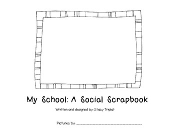 Get Ready for A New School Year: A Social Scrapbook (multiple license)