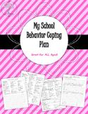 My School Behavior Coping Plan