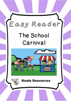 My School Carnival Easy Reader