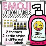 #memoriesdeal EMOJI Lotion Labels: Supporting Self-Regulat