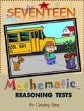 My School MATH Reasoning Tests Grade 2 & 3