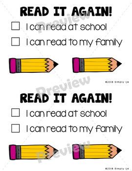 My School Supplies   Emergent Readers   Back to School
