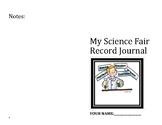My Science Fair Journal