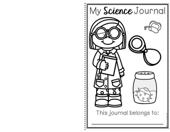 My Science Journal FREE