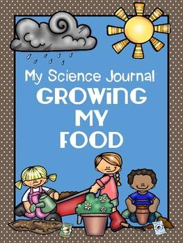My Science Journal: Growing My Food