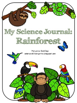 My Science Journal: Rainforest
