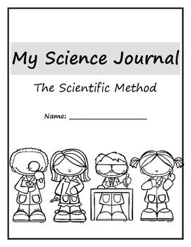 My Science Journal - Scientific Method