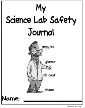 My Science Lab Safety Journal