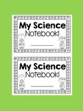 My Science Notebook Mini Journal