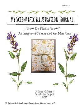 My Scientific Illustration Journal