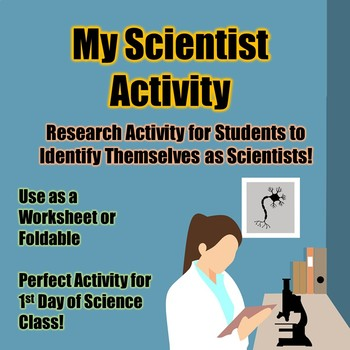 My Scientist Activity
