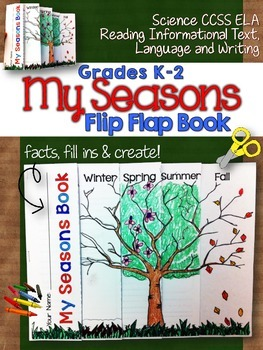 My Seasons Flip Book