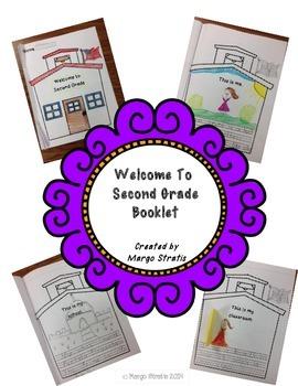 My Second Grade Classroom Booklet