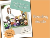 My Second Year of Kindergarten Reading Guide