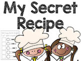 My Secret Recipe: Using Measuring Cups and Spoons