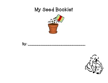My Seed Booklet