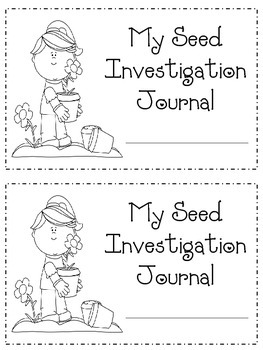 My Seed Investigation Journal