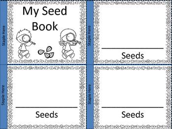 My Seed Mini Book
