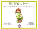 My Seed and Plant Book