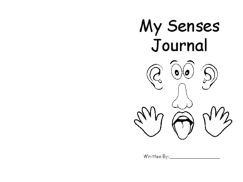 My Senses Journal