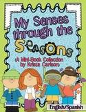 My Senses Through the Seasons (A Mini-Book Collection - En