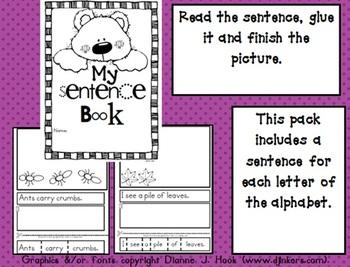 My Sentence Book
