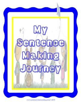 My Sentence Making Journey