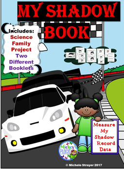 My Shadow Book Car