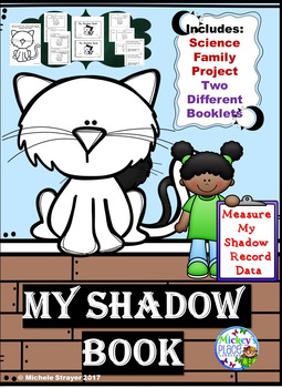 My Shadow Book Cat