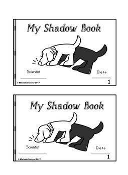 My Shadow Book Dog