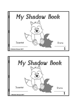 My Shadow Book Fox