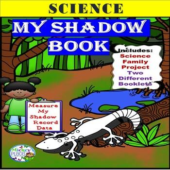 My Shadow Book Gecko